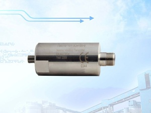 TM016 Velocity/ Acceleration Vibration Transmitter